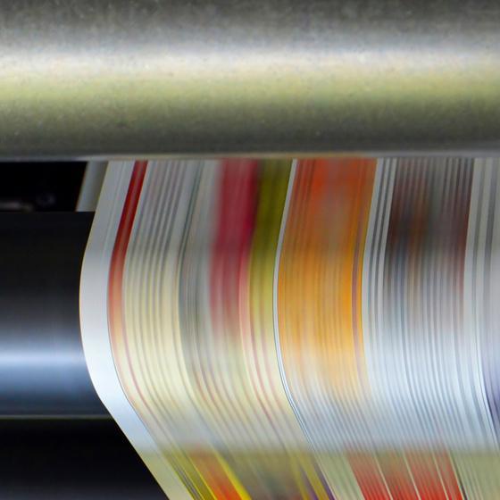 Print run