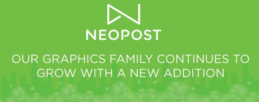 Neopost's Graphics Family Continues to Grow