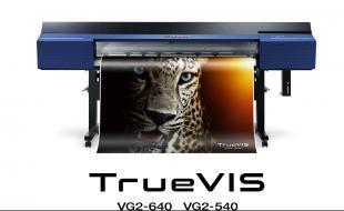 Roland VG2 Printer