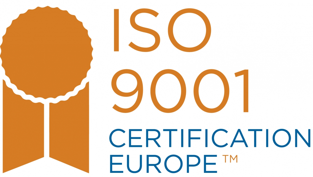 Neopost Ireland ISO9001 accredited