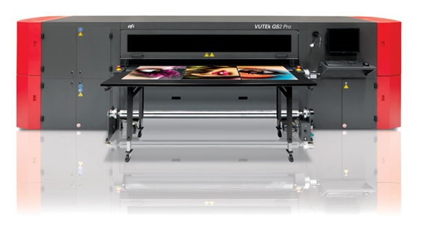 EFI VUTEK Super wide format printer