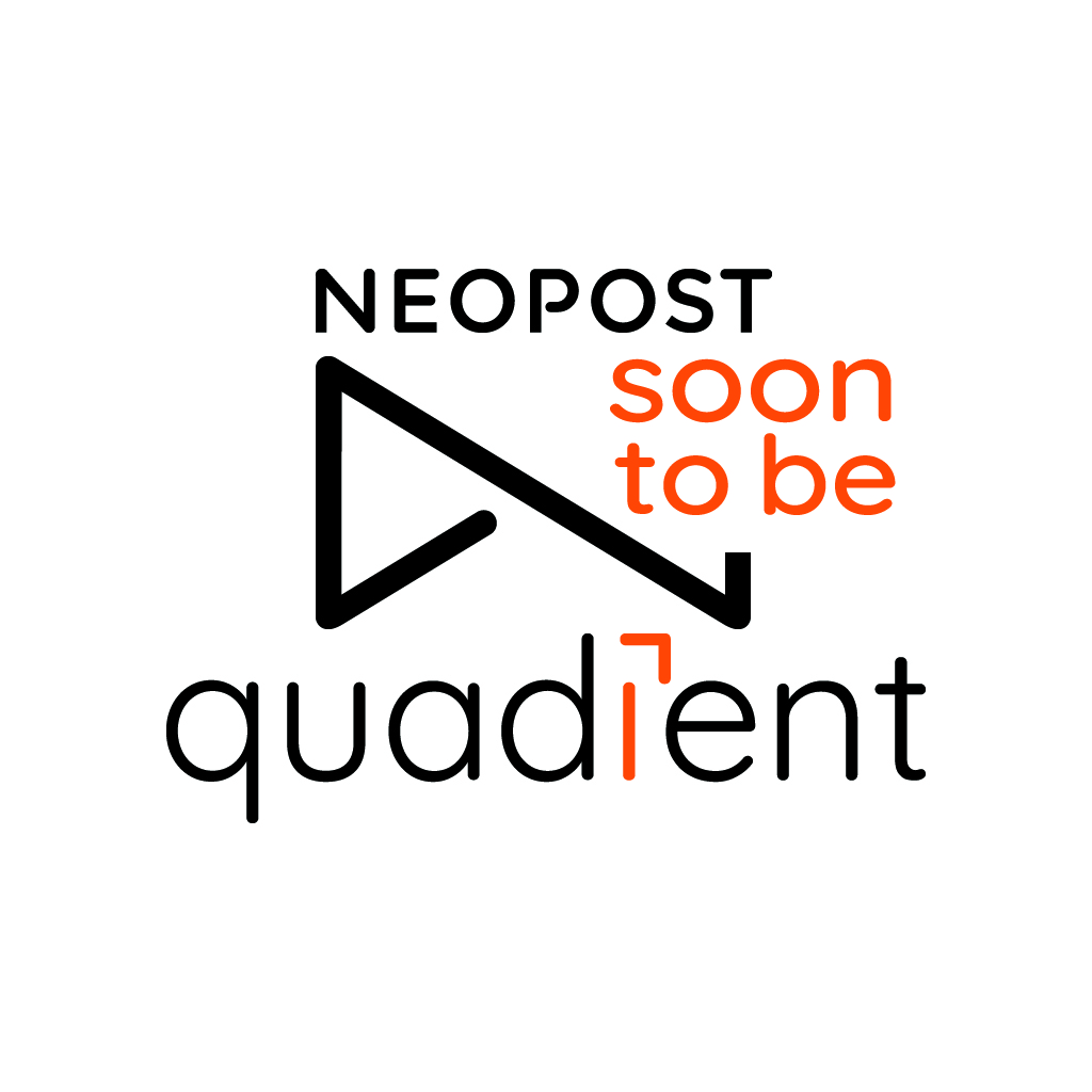 Neopost soon to be Quadient