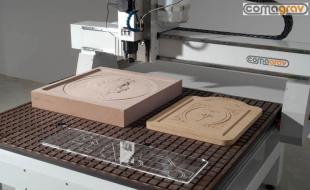 Woodcut sample