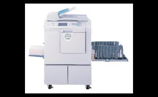 The Duplo DP-U550 Duplicating system