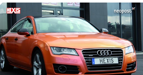 The Hexis HX 30000 range of cast vinyls are designed for vehicle wrapping...