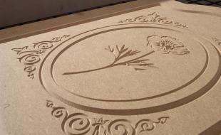 Wood closeup