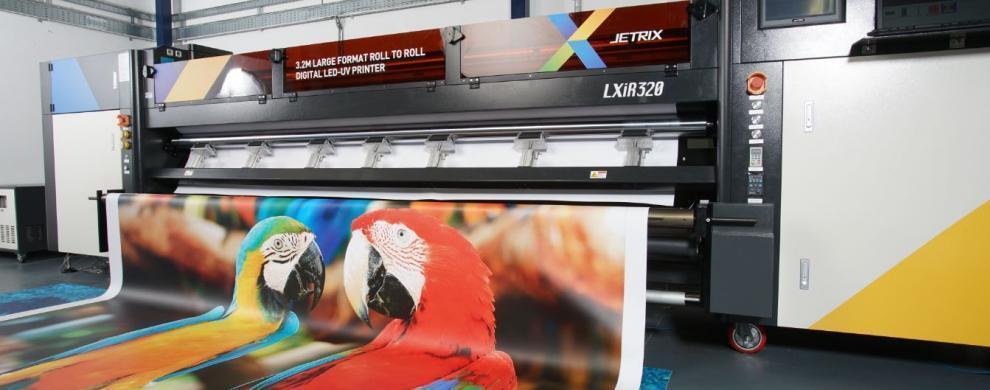 JETRIX printer